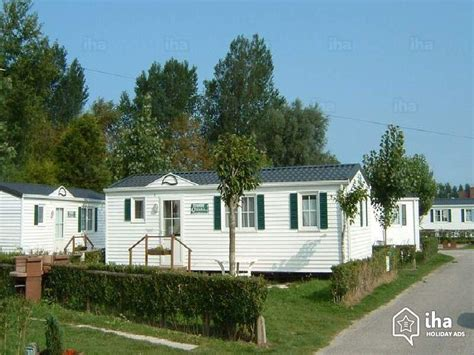 3 bedroom mobile homes rent picardy rentals in a mobile home for your holidays with iha