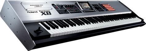 Keyboard Roland X8 roland fantom x8 workstation keyboard