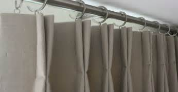 Pleated Curtains With Hooks Pinch Pleat Curtains Osdin