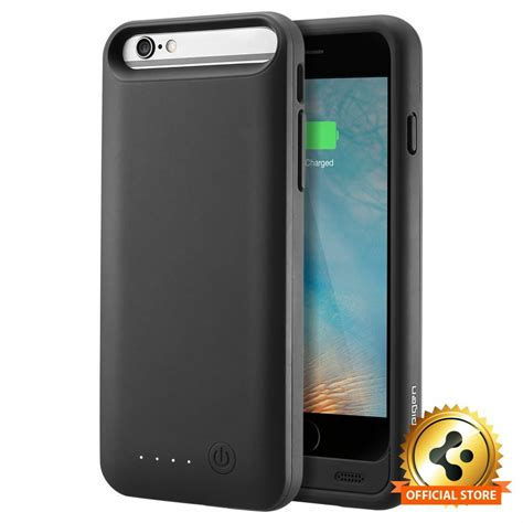 iphone 0 battery spigen 174 for apple iphone 6 6s volt pack rechargeable battery protective ebay