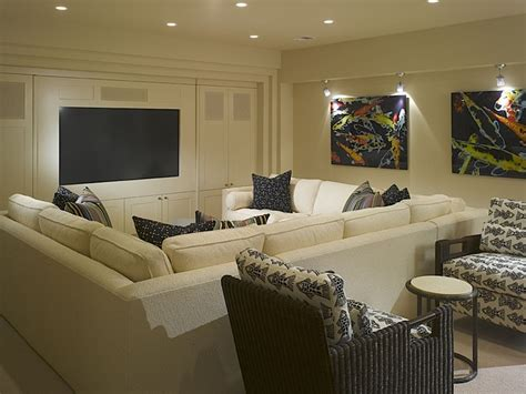 media room design layout rec room layout interior spaces pinterest