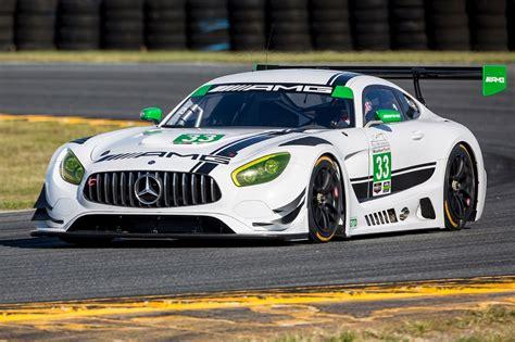 mercedes race cars mercedes amg fielding gt3 works team in imsa weathertech