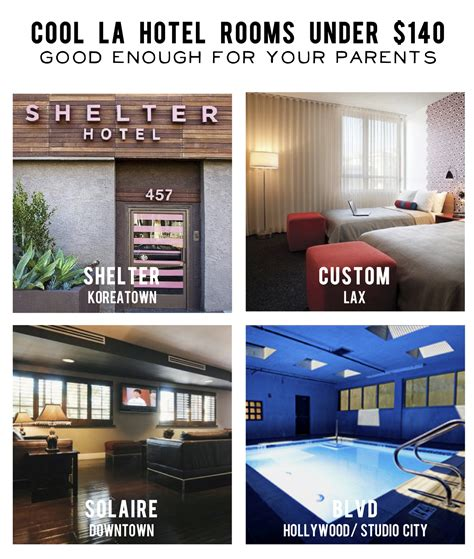 cheap hotel rooms in los angeles cheap la guide and then we saved