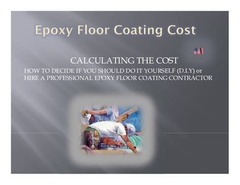 Epoxy Floor Coating Price by Epoxy Floor Coating Cost