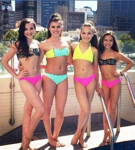dance moms girls in bikinis 1220 best dance moms images on pinterest mackenzie