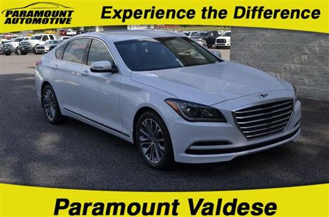 2105 hyundai genesis 2015 hyundai genesis for sale in valdese nc