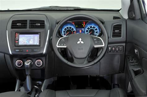 mitsubishi asx 2014 interior mitsubishi asx performance autocar