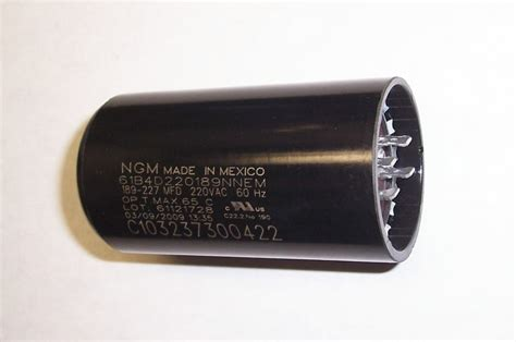 compressor capacitor mc507007av start capacitor aircompressorpartsonline