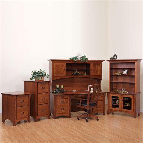 master amish office furniture set amish desk more