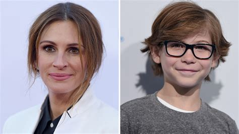boy actor movie wonder julia roberts to play jacob tremblay s mother in wonder