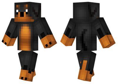 puppy minecraft skin minecraft skins