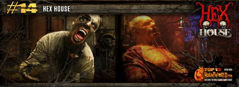 hex house tulsa america s top 15 scariest haunted houses best haunted houses