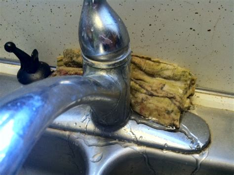 water leak sink plumbing what to do with leaky sink home improvement
