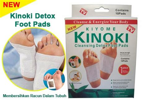 Manfaat Kiyome Kinoki Cleansing Detox Foot Pads by Kiyome Kinoki Detox Foot Pad End 2 1 2018 12 39 Am Myt