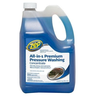 Zep Aviation Window View Msds - zep 160 oz all in one pressure wash zuppwc160 the home
