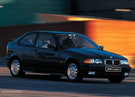 compact cars bmw 3 series compact e36 specs 1994 1995 1996 1997