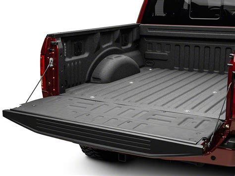 weathertech bed liner weathertech f 150 techliner tailgate liner black 3tg08 15 17 all free shipping