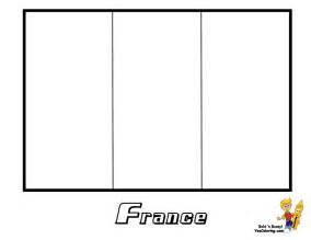 French Flag Coloring Page Coloring Home
