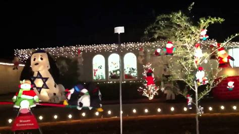 interlochen christmas display arlington texas youtube