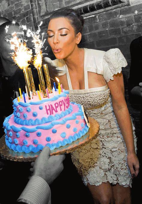 kim kardashian birthday gif kim kardashian pool gif www pixshark images
