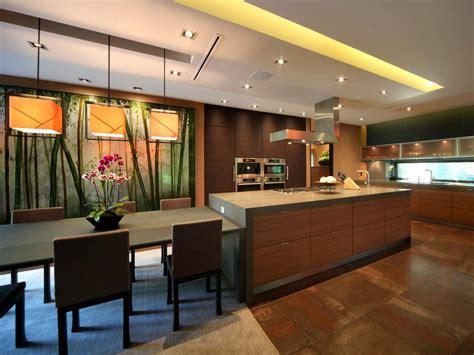 om modern asian kitchen photo page hgtv