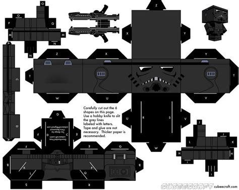 Papercraft Darth Vader - darth vader cubeecraft toys custom toys