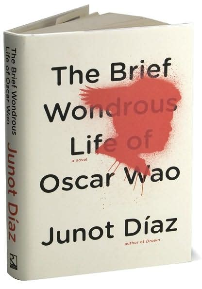 the brief wondrous life inconsiderate reading rainbow the brief wondrous life of oscar wao by junot diaz