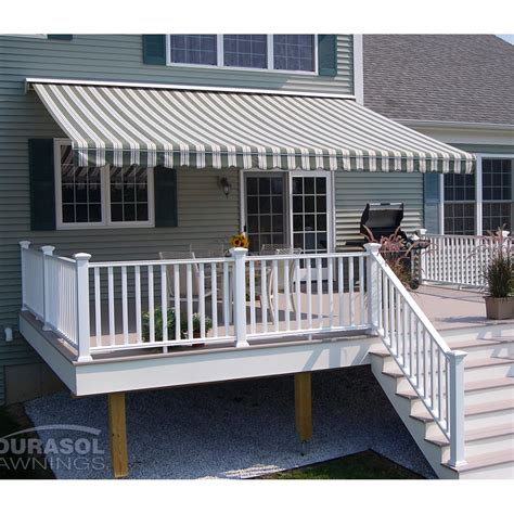 12 ft retractable awning the perfect shade flexi 16 x 12 ft manual retractable