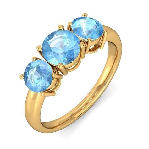 3 carat topaz ring in yellow gold jeenjewels