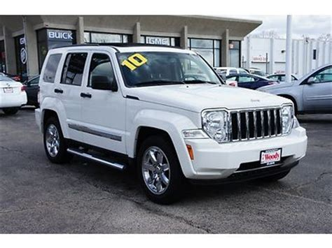 02 Jeep Liberty For Sale Find Used 02 Jeep Liberty Limited 4x4 Sunroof Heated