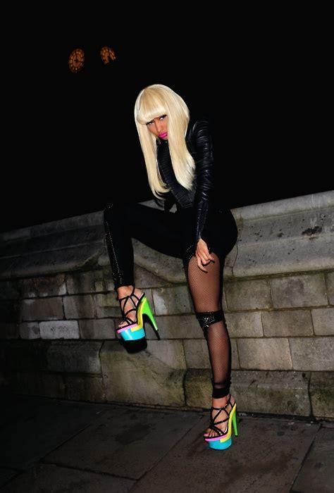 nicki minaj shoes