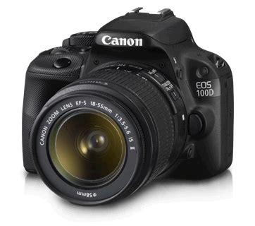 Kamera Canon Eos 100d Warna Putih spesifikasi dan harga kamera canon eos 100d terbaru 2015 gila teknologi