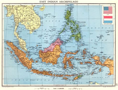 netherlands indies map indonesia east indian archipelago east indies