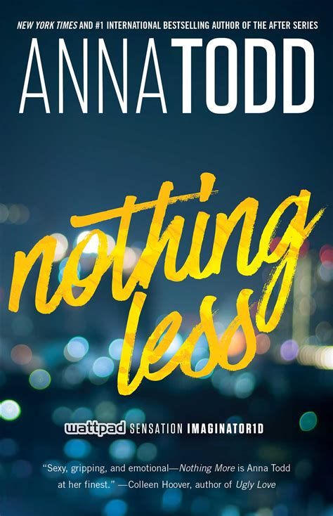 Pdf Nothing More Landon Todd by Nothing Less Ebook By Todd Official Publisher Page