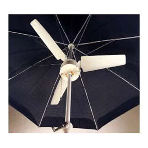 Patio Umbrella With Fan Battery Operated Patio Umbrella Fan Home Products We