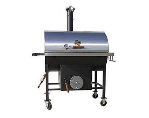 Backyard Classic Professional Hybrid Grill by Horizon Bbq Smoker 16 Inch Backyard Classic Review