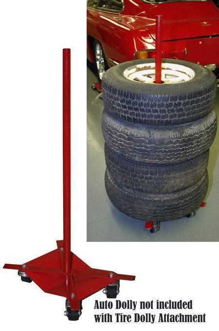 auto dolly tire dolly attachmanet