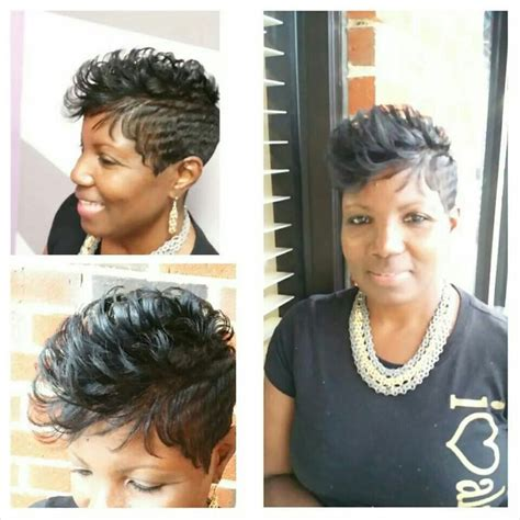 divas of atlanta keke s short hair styles 579 best images about short cuts bobs and weaves and