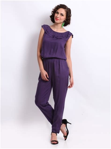 purple jumpsuits dressedupgirlcom