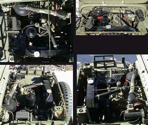 ww2 jeep engine 763 best jeep willys jeepney images on pinterest