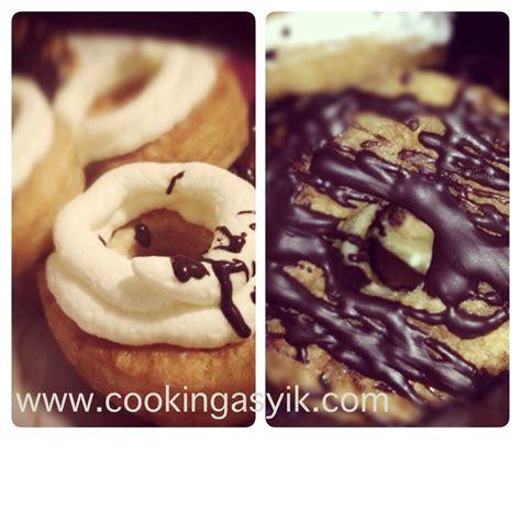 cronut perkawinan croissant donut cooking asyik