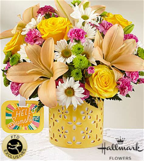 cottage garden bouquet ftd cottage garden bouquet by better homes and gardens