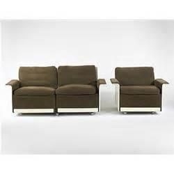 vitsoe sofa dieter rams seater 620 sofa and chair vitsoe