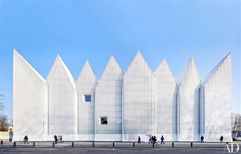7 new buildings that are redefining architecture photos