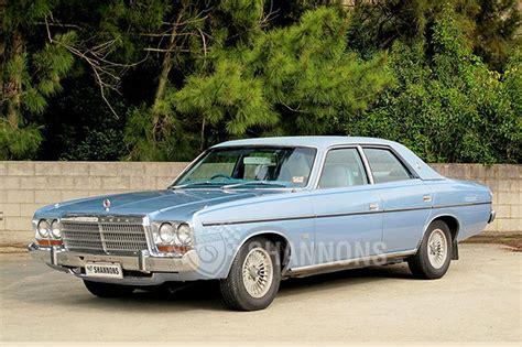 Chrysler Se by Sold Chrysler Cm Regal Se Sedan Auctions Lot 2 Shannons