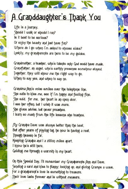 My Grandparents Essay by Frandparents Day Poems Three Poems Grandparents Grandparents And Craft