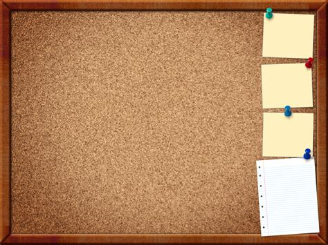 Top 21 Corkboard Items Daxushequ Com Powerpoint Board