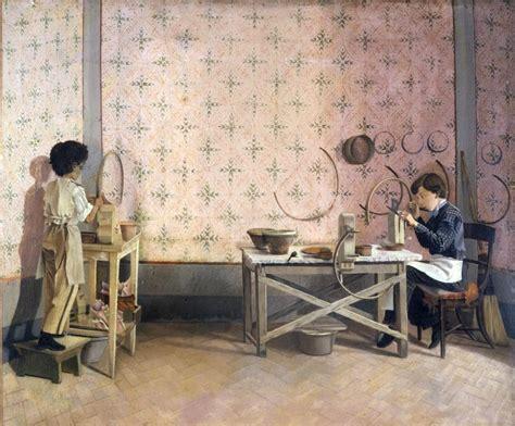 children working  alabaster pinacoteca  brera