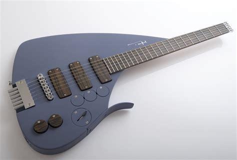 Tesla Guitar Teuffel Guitars Tesla Prodigy 4 2012 Light Blue