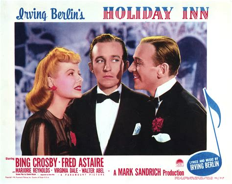 Holiday Inn Gift Card - film holiday inn 1942 with bing crosby marjorie reynolds and virginia dale music